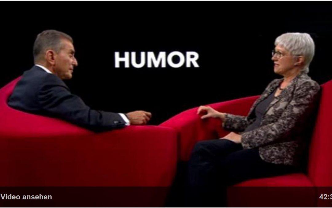 Auf ein Wort…Humor
