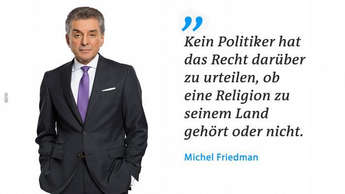 Gastkommentar: Politik und Religion – ein ewiger Streit