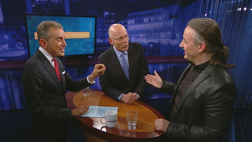 Studio Friedman: Der Westen gegen Putin – Droht ein neuer Kalter Krieg?: – Video – WELT