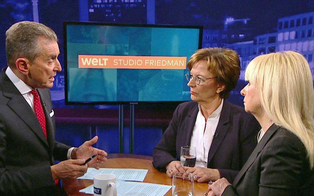 Studio Friedman: Die CSU und der Islam – Gegeneinander oder miteinander?: – Video – WELT