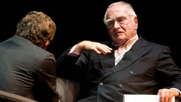 Walser und Friedman: Wir können nichts mehr gutmachen