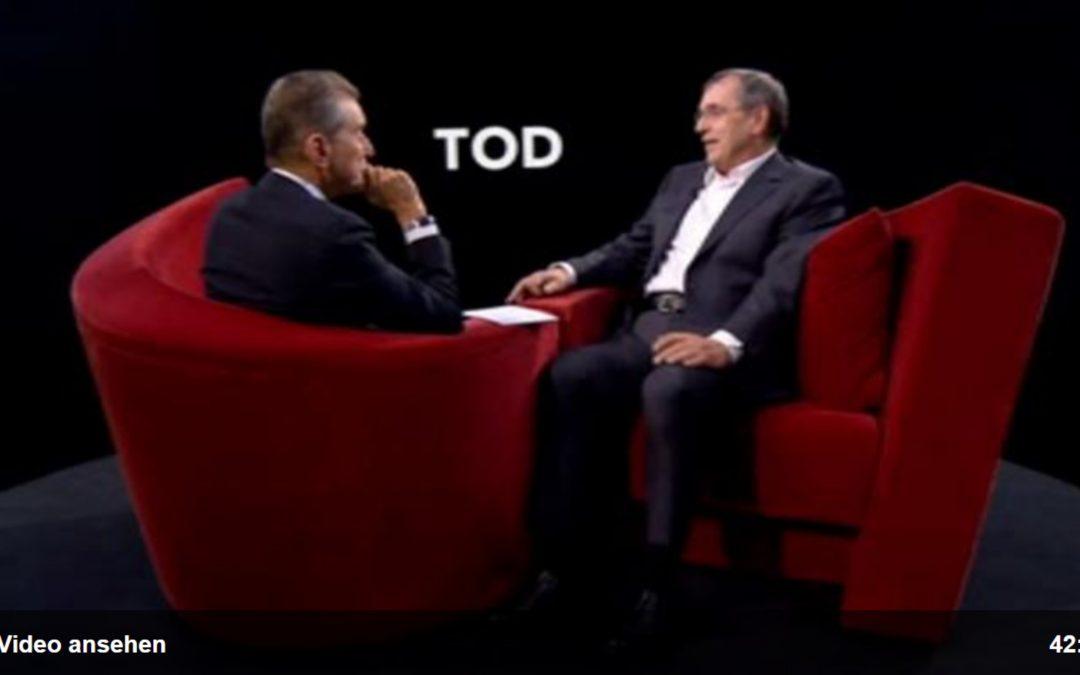 Michel Friedman Auf ein Wort... Tod