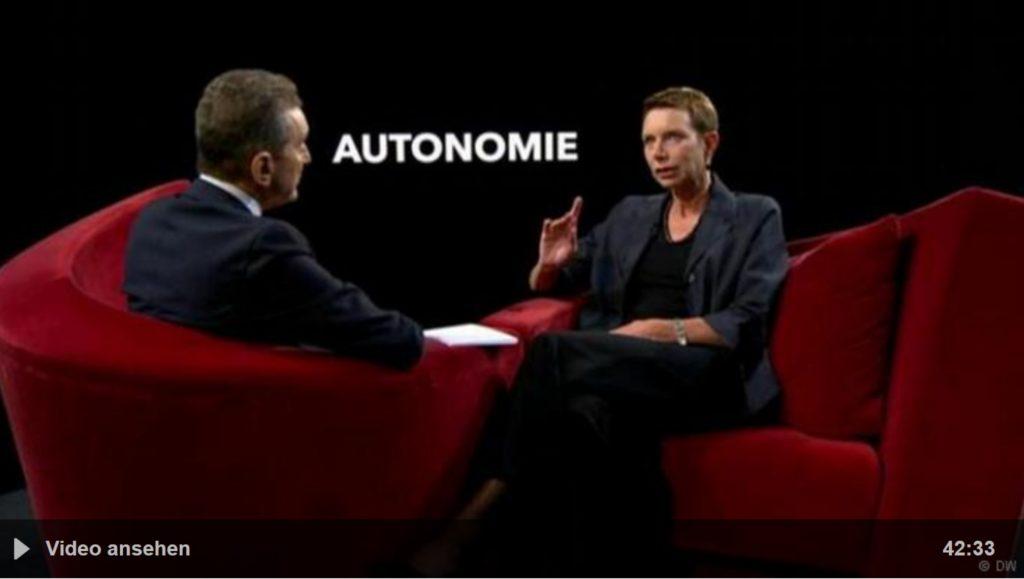 Auf ein Wort... Autonomie