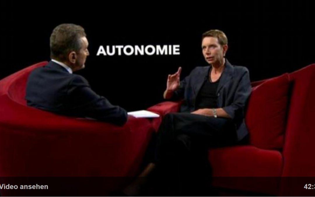 Auf ein Wort… Autonomie