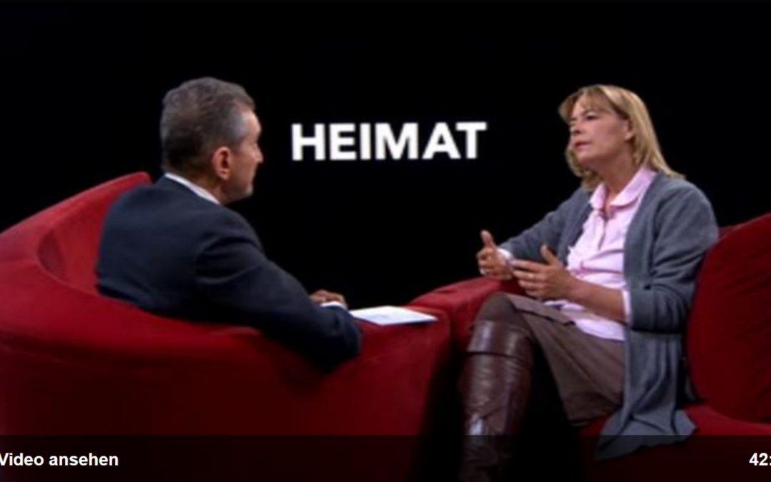 Michel Friedman im Gespräch mit Karen Joisten