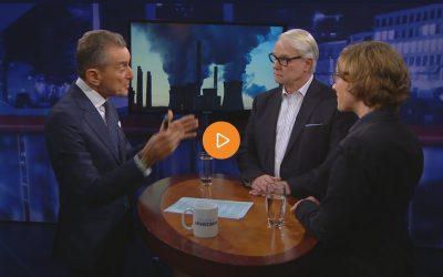 Studio Friedman: Klimaschutz – verschläft Deutschland die Energiewende?