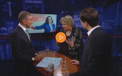 Studio Friedman: SPD im Linksruck – Wahlkampf-Modus oder sozialer Kurswechsel?