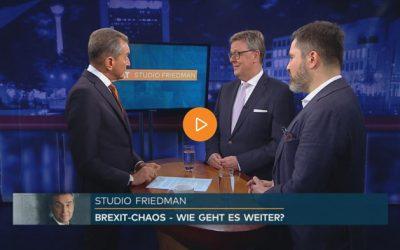 Vor den Wahlen im Mai – was passiert mit Europa?