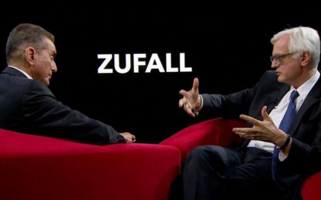 Auf ein Wort… – Michel Friedman im Gespräch mit Michael Hampe
