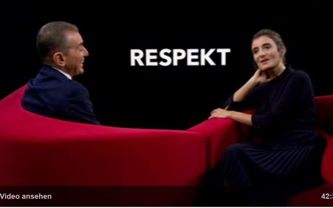 Auf ein Wort…Respekt