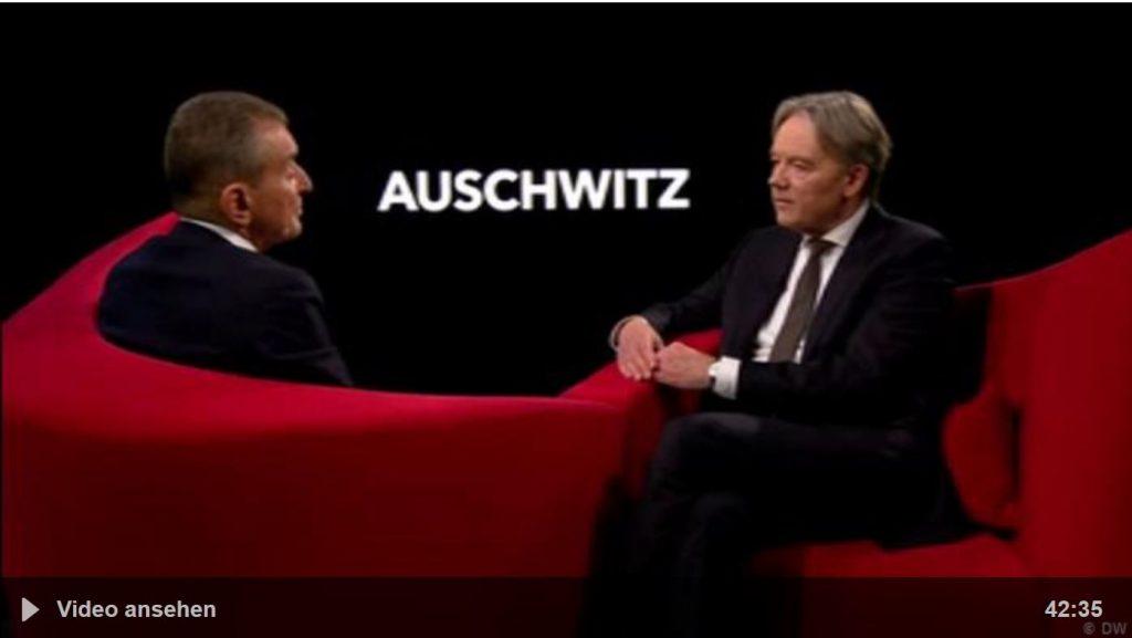 Auf ein Wort... Auschwitz