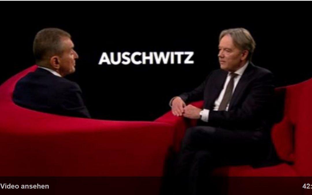 Auf ein Wort… Auschwitz