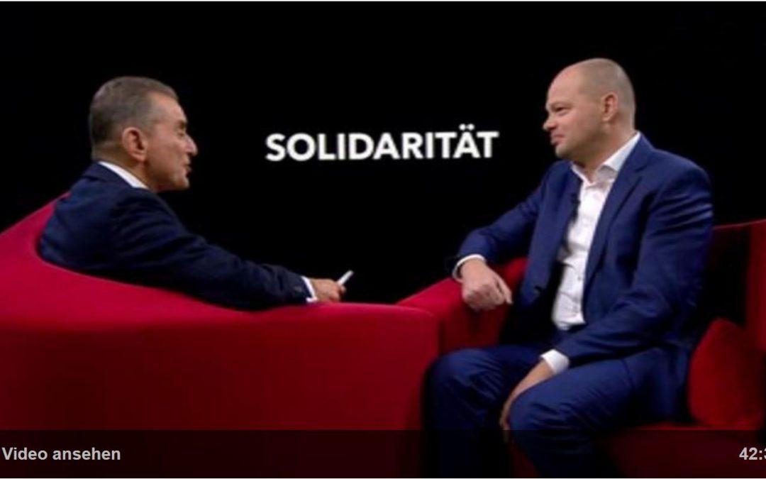 Auf ein Wort… Solidarität