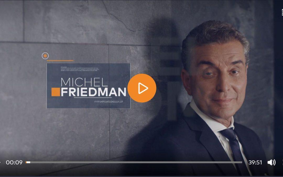 Michel Friedman – Corona Spezial (1)