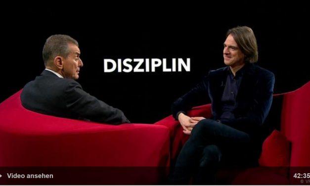 Auf ein Wort… Disziplin