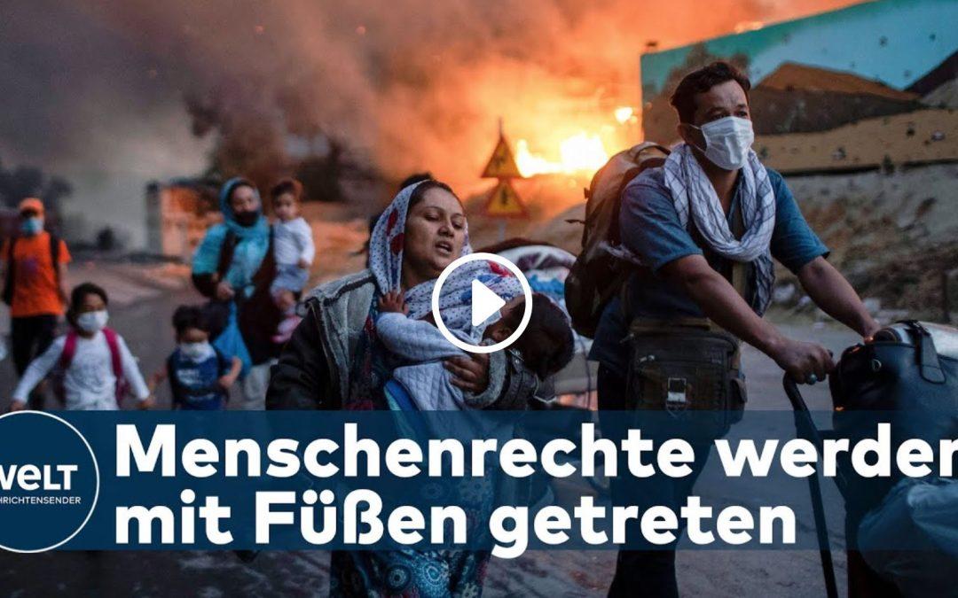 """WELT INTERVIEW: Michel Friedman – """"Es sind Zustände der Schande"""" für Europa"""