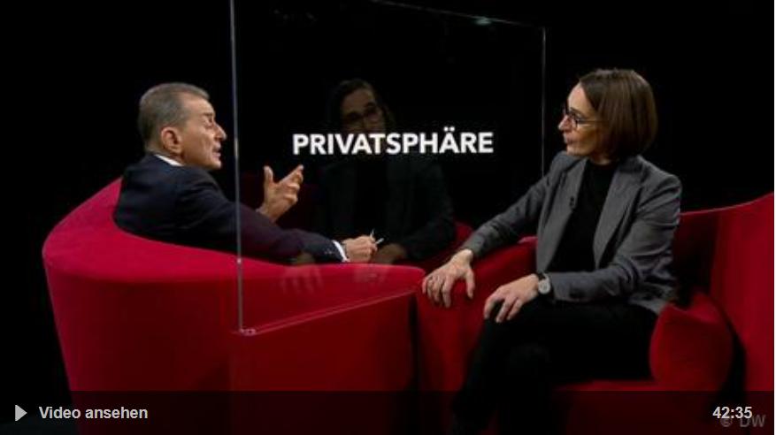 Auf ein Wort… Privatsphäre