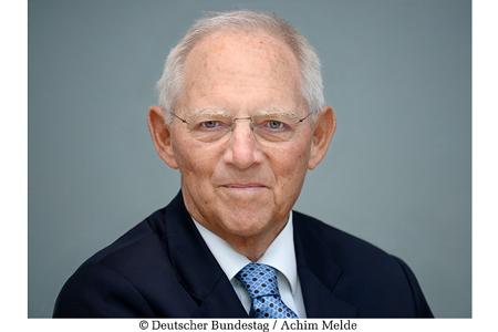 EUROPA 2030 – Visionen und Wirklichkeiten mit Dr. Wolfgang Schäuble